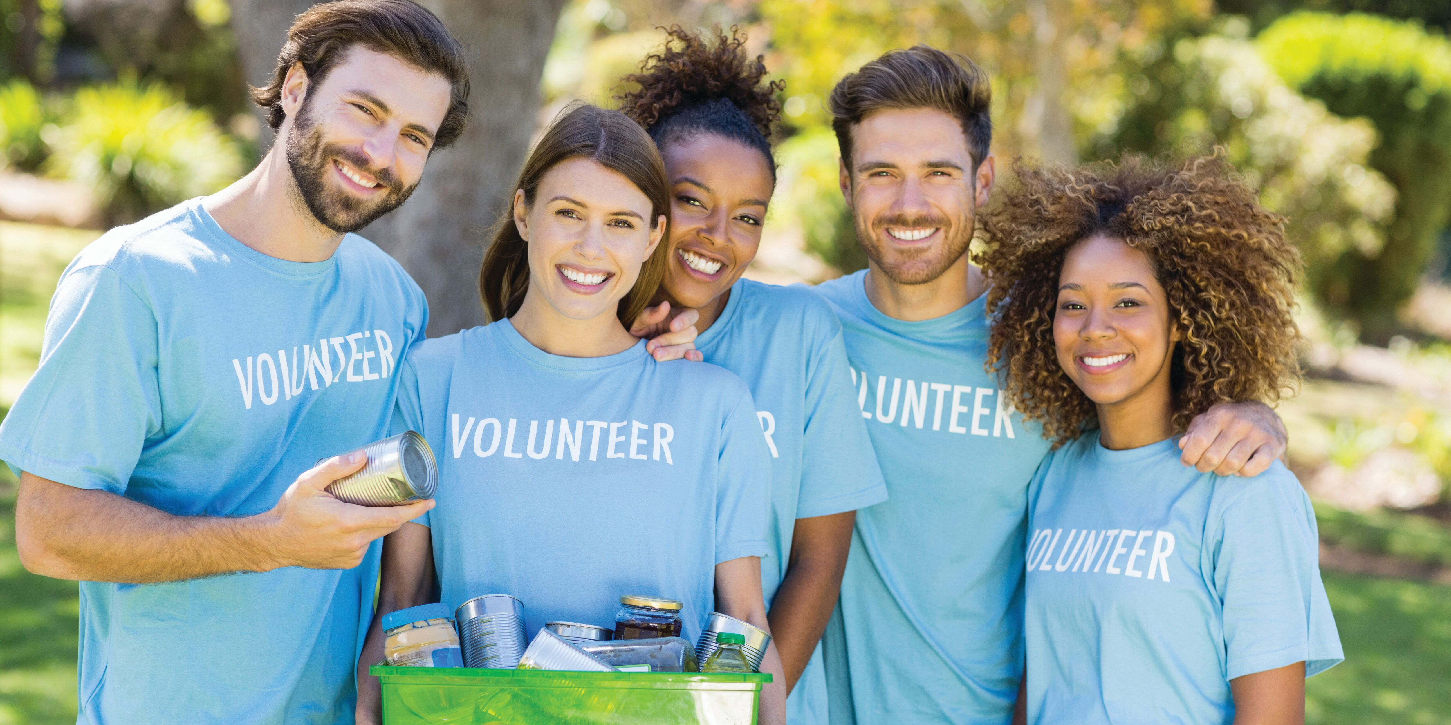Join the Mission Become a YMCA Volunteer