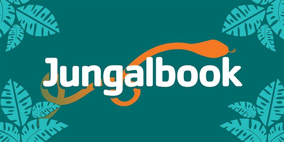 Jungalbook illustration